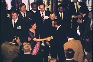 Indira Gandhi at the 1972 Stockholm Conference
